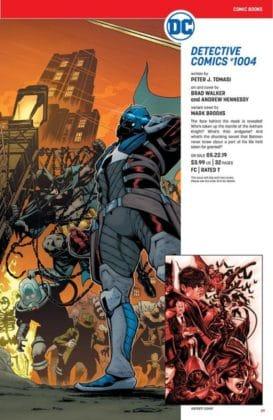 Ce qu'il faut retenir des sollicitations DC Comics de mai 2019 16