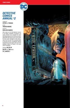 Ce qu'il faut retenir des sollicitations DC Comics de mai 2019 17