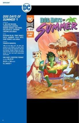 Ce qu'il faut retenir des sollicitations DC Comics de mai 2019 8