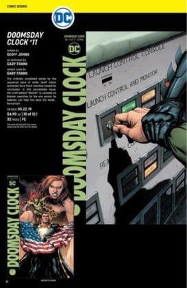 Ce qu'il faut retenir des sollicitations DC Comics de mai 2019 25