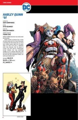 Ce qu'il faut retenir des sollicitations DC Comics de mai 2019 10