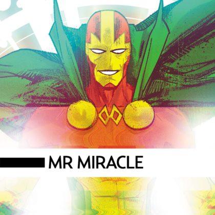 Urban sortira Mr Miracle, Six Jours et Batman : Les derniers jours du chevalier noir en mai 3