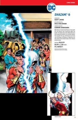 Ce qu'il faut retenir des sollicitations DC Comics de mai 2019 23