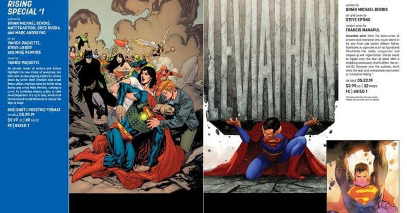 Ce qu'il faut retenir des sollicitations DC Comics de mai 2019 7