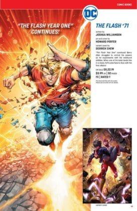 Ce qu'il faut retenir des sollicitations DC Comics de mai 2019 19