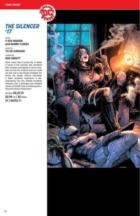 Ce qu'il faut retenir des sollicitations DC Comics de mai 2019 24