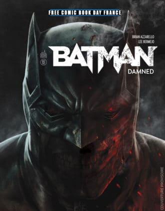 Urban Comics proposera Batman: Damned au FCBD 2019 1