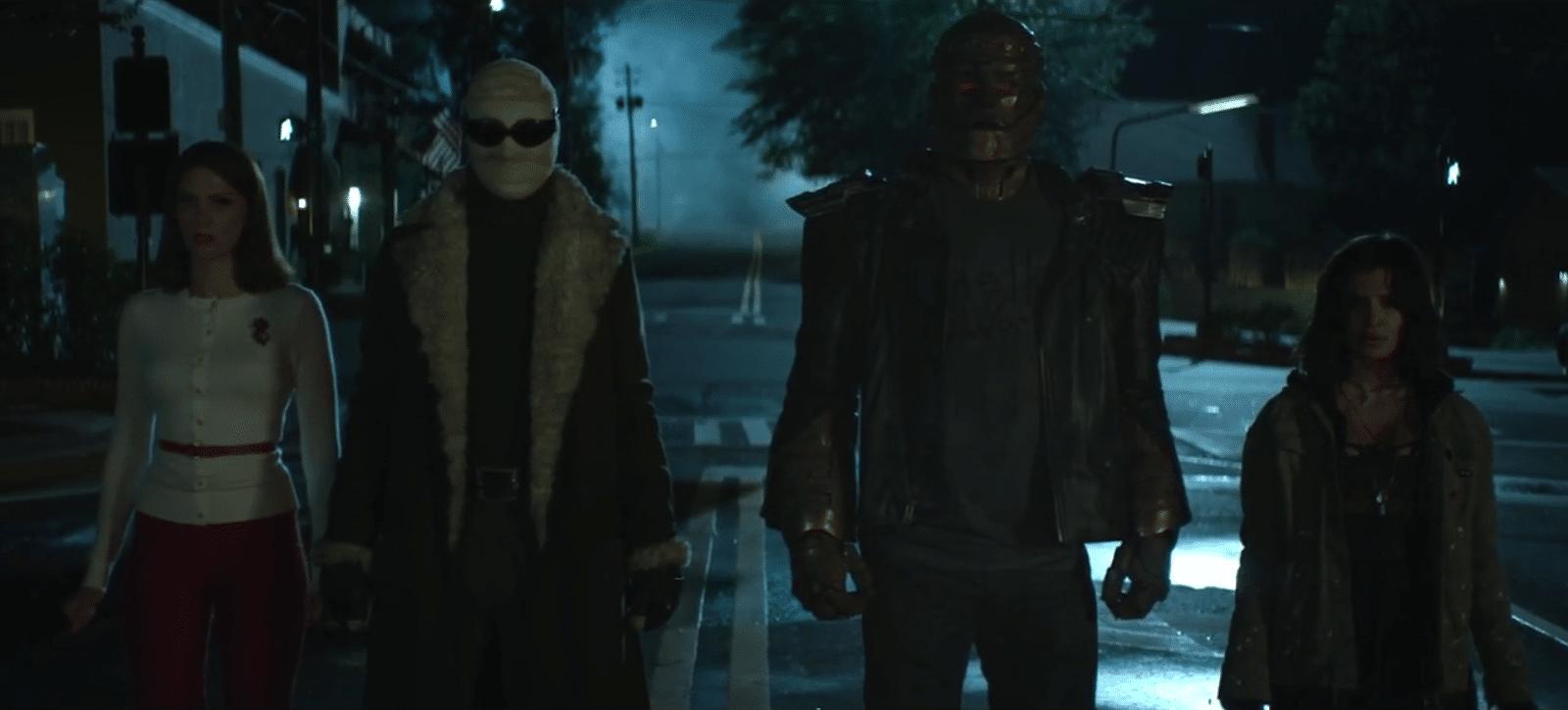 Review TV – Doom Patrol S01E01, un plongeon dans l'étrange 3