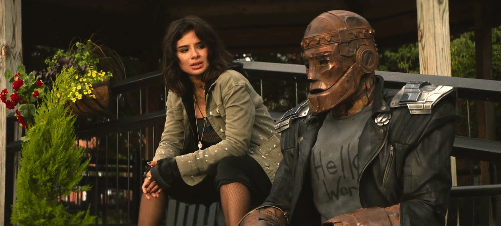 Review TV – Doom Patrol S01E01, un plongeon dans l'étrange 2