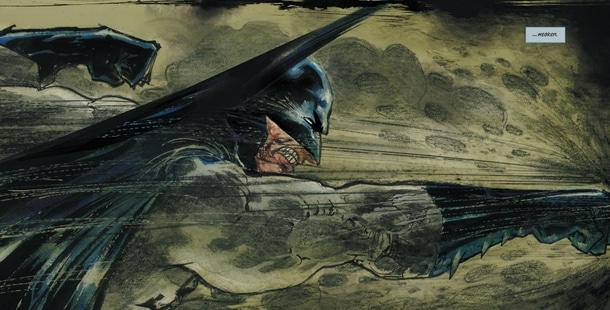 Review VO - Batman : Ghosts 2