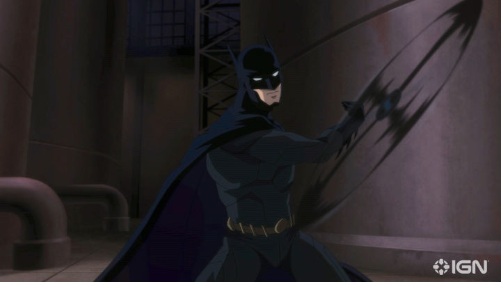 Photo et casting vocal pour l'animé Batman: Hush