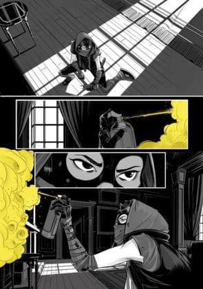 Batman Nightwalker s'offre un aperçu