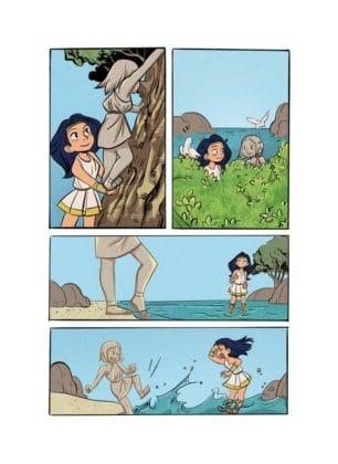 Des détails pour Diana, Princess of the Amazons 4