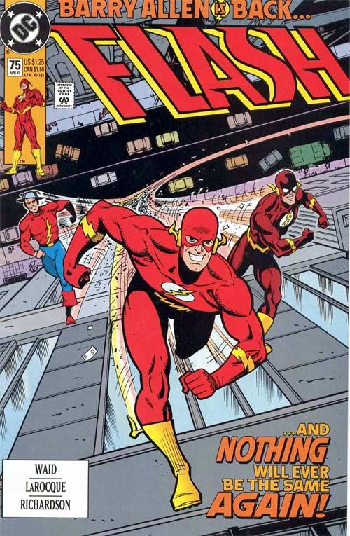 Sandman theatre #6 : The Flash 2