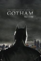 Un poster de Batman pour le final de Gotham
