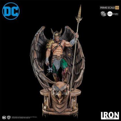 Une nouvelle statuette impressionnante de Hawkman 2