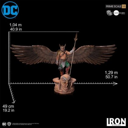 Une nouvelle statuette impressionnante de Hawkman 3