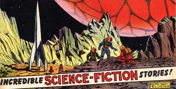 Off My Mind #81 - Ray Bradbury et EC / DC Comics 1