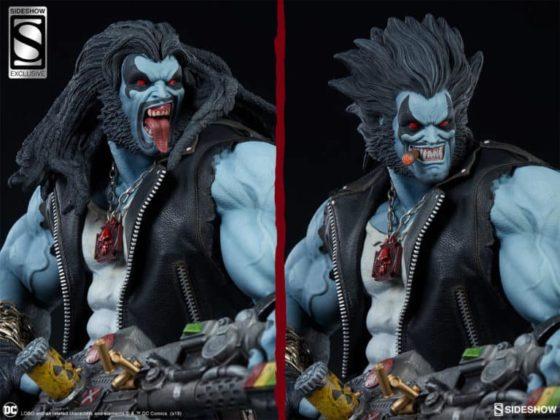Sideshow présente une nouvelle statue Lobo 9