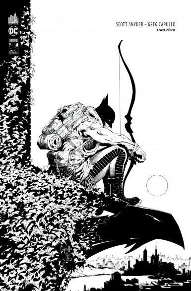 Des éditions noir et blanc pour les 80 ans de Batman 3