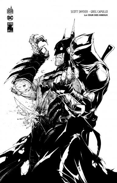 Des éditions noir et blanc pour les 80 ans de Batman 1