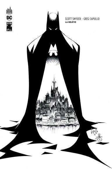 Des éditions noir et blanc pour les 80 ans de Batman 5
