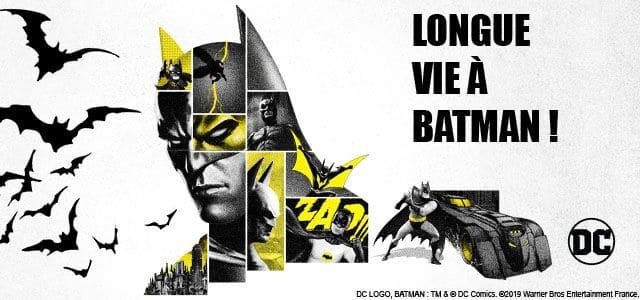 80 ans de Batman