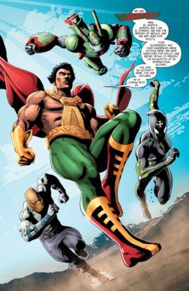 The Suicide Squad pourrait bien introduire des personnages étonnants 1