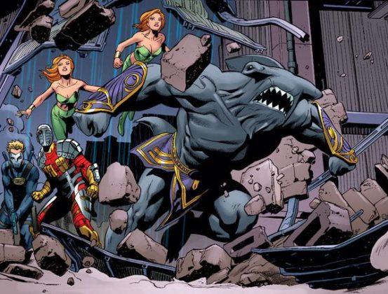 The Suicide Squad pourrait bien introduire des personnages étonnants 5