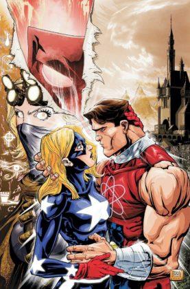 Hawkman, Atom Smasher et Stargirl serait de la partie pour le film Black Adam 1