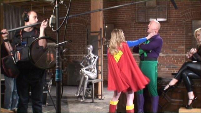 C for Crossover #36 : Superman vs. Spider-Man XXX: An Axel Braun Parody 37