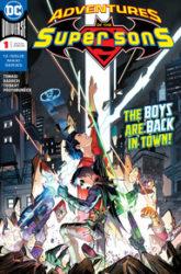 HIGHLIGHTS DE LA SEMAINE #45 (Rebirth, Wonder Comics) 2