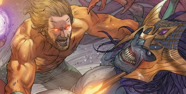 Review VF - Aquaman Tome 5 : Régicide 1