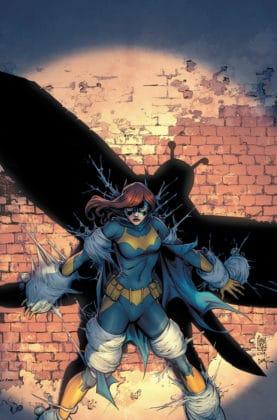 Batgirl change d'équipe créative en juillet 1