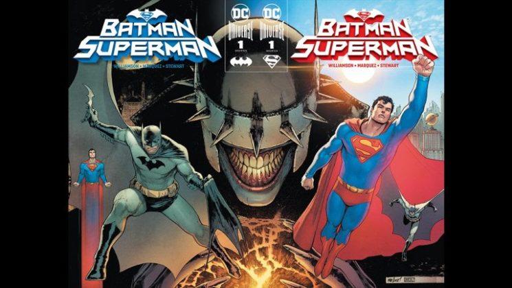 David Marquez arrive chez DC pour un titre Batman/Superman 1