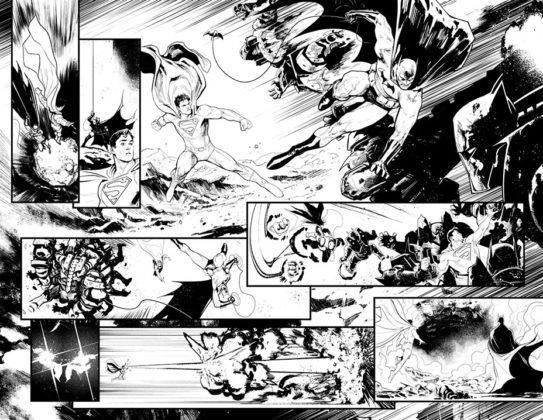 David Marquez arrive chez DC pour un titre Batman/Superman 3