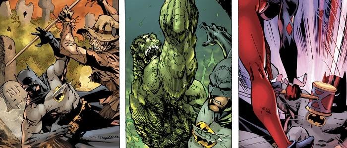 Review VO - Detective Comics #1000 2