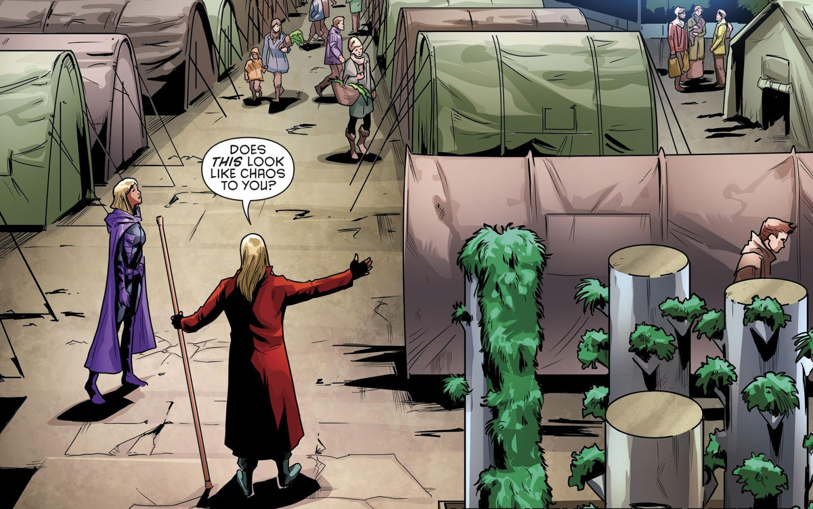Review VF - Batman Detective Comics Tome 5 : Un Sanctuaire Solitaire 1
