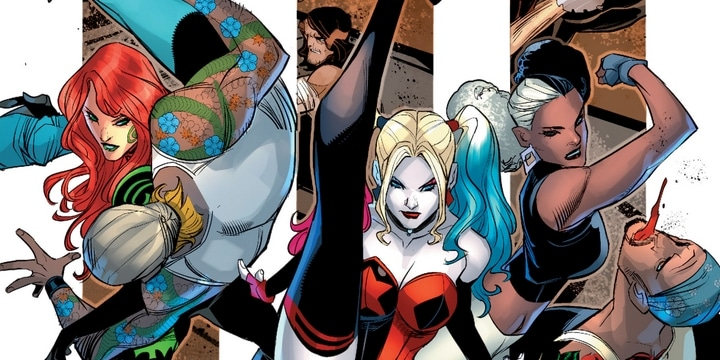Review VF - Harley Quinn Rebirth Tome 5 : Votez Harley 2