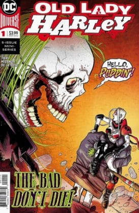Urban Comics annonce Old Lady Harley et Batman : Detective 2