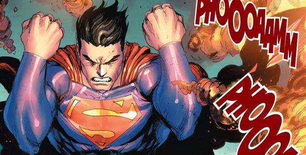Superman Rebirth Tome 5 : Point de rupture