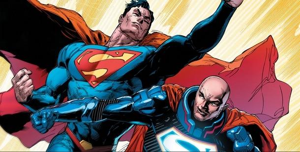 Review VF - Superman Rebirth Tome 6 : Imperius Lex 3