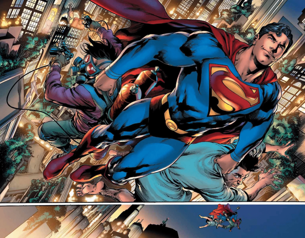 Review VF - Clark Kent: Superman Tome 0 : Homme d'Acier 1