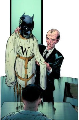 Premier aperçu pour Batman: Last Knight on Earth #1
