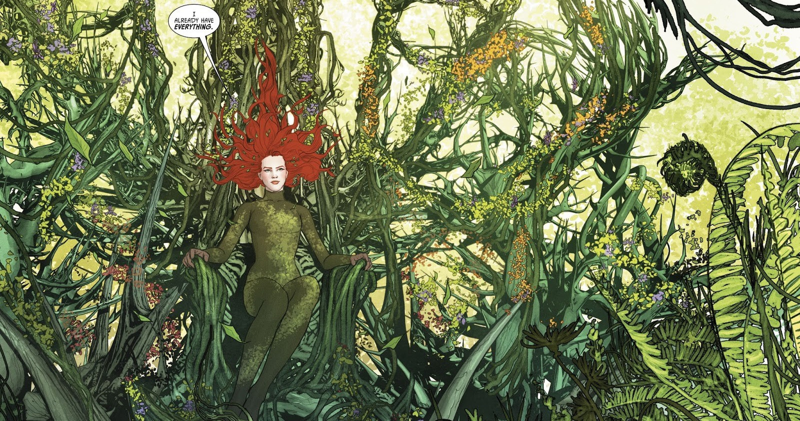 Review VF – Batman Rebirth Tome 6 : Tout le monde aime Ivy 2