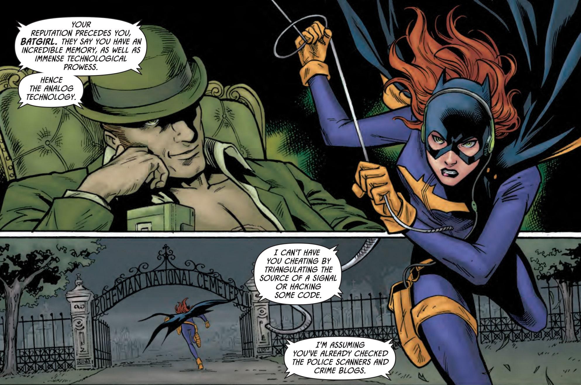 Review VF - Batman Rebirth Tome 7 : Sur la route de l'autel 1