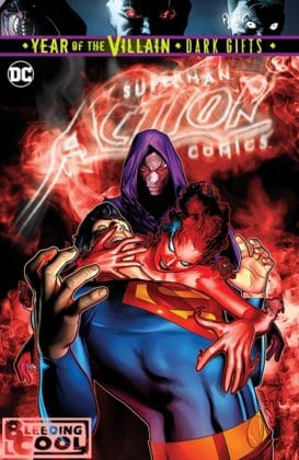 dark gifts action comics
