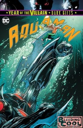 dark gifts aquaman