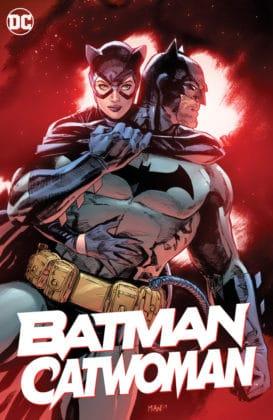 DC annonce Batman/Catwoman par Tom King et Clay Mann en janvier 1