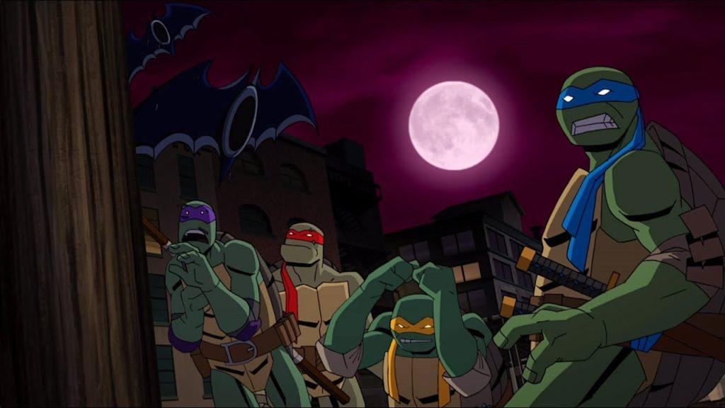 Review TV - Batman vs Teenage Mutant Ninja Turtles 1